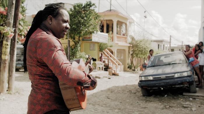 Franklin Medina El Zorro Negro Bachata Haiti